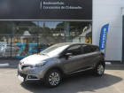 Renault Captur BUSINESS dCi 90 Energy ecoé Gris à CHATEAULIN 29