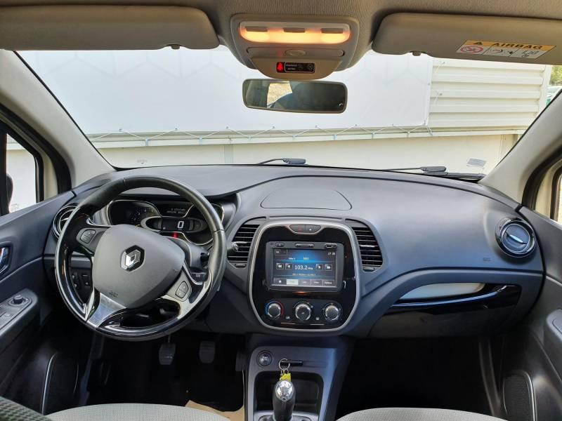 Renault Captur BUSINESS dCi 90 Energy Blanc occasion à Moncassin - photo n°7