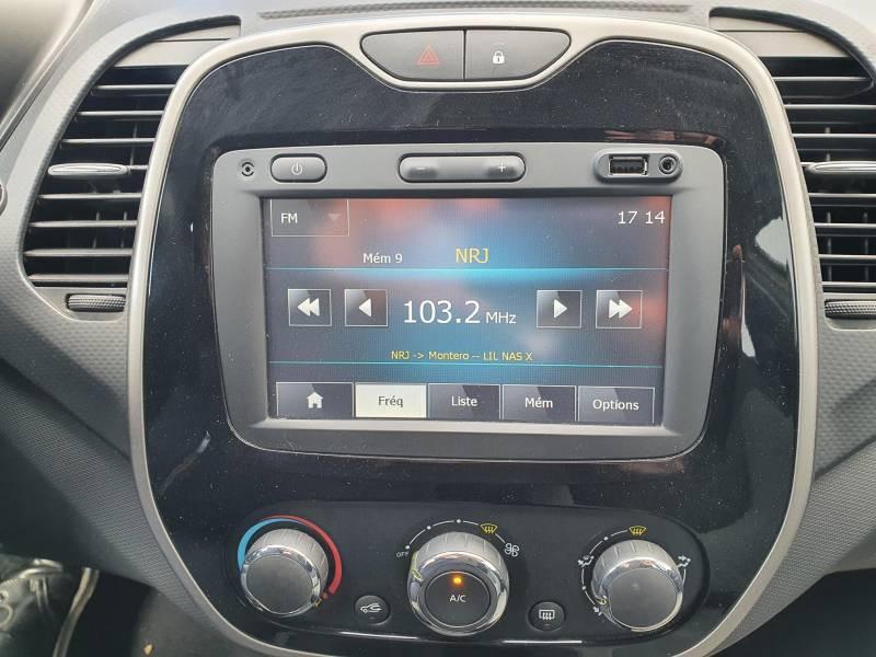 Renault Captur BUSINESS dCi 90 Energy Blanc occasion à Moncassin - photo n°12