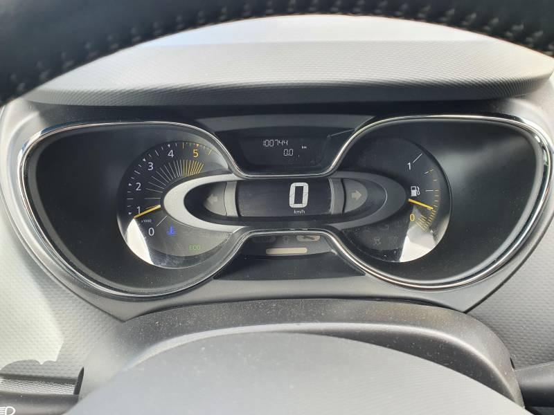 Renault Captur BUSINESS dCi 90 Energy Blanc occasion à Moncassin - photo n°13