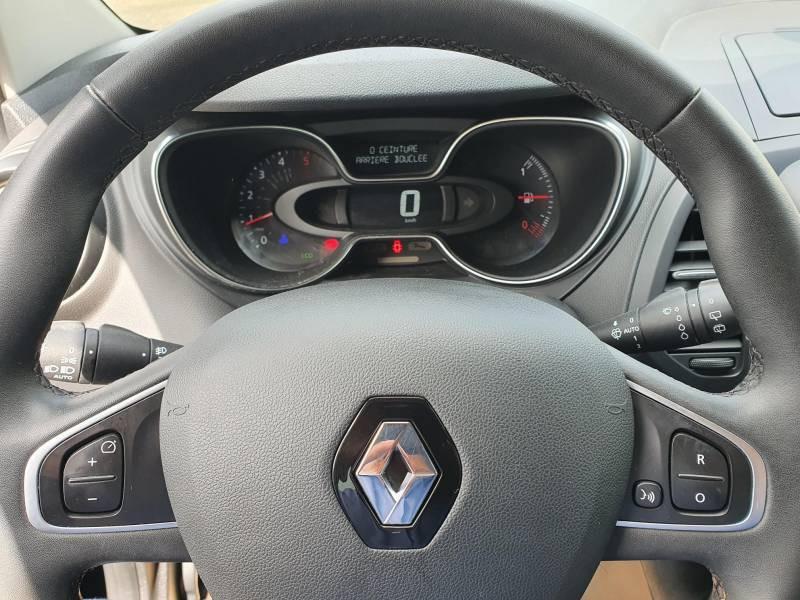 Renault Captur BUSINESS dCi 90 Energy Noir occasion à Moncassin - photo n°4