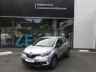 Renault Captur BUSINESS dCi 90 Energy Gris à CHATEAULIN 29