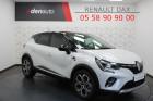 Renault Captur Captur E-Tech 145 - 21 Intens 5p Blanc à DAX 40
