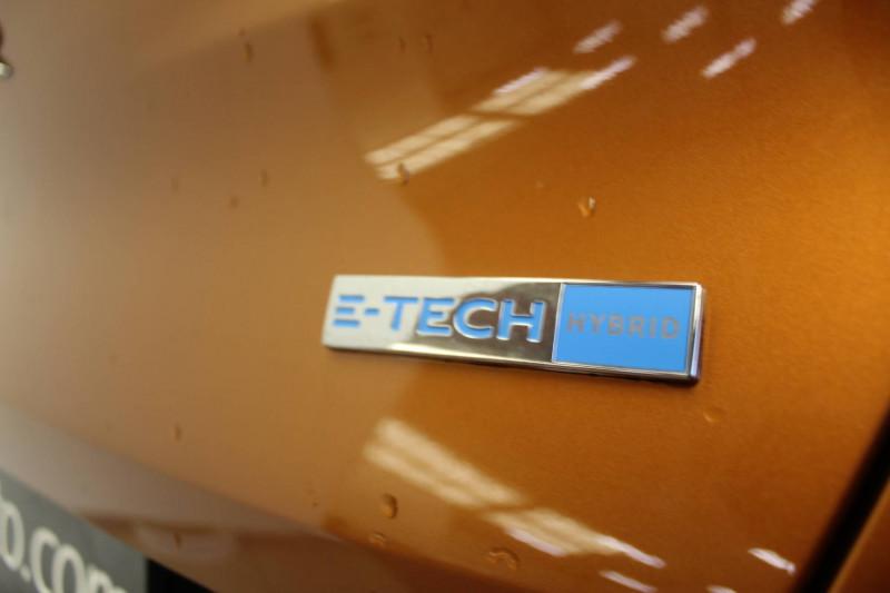 Renault Captur Captur E-Tech 145 - 21 Intens 5p Orange occasion à Orthez - photo n°12