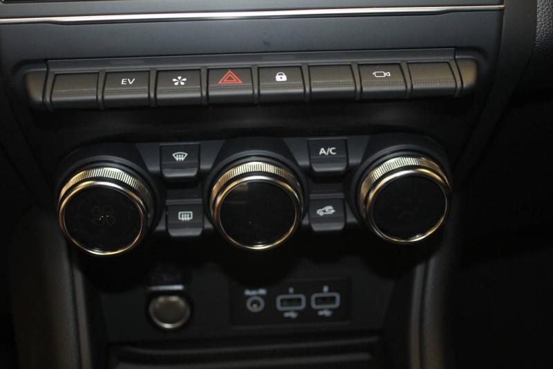 Renault Captur Captur E-Tech 145 - 21 Intens 5p Orange occasion à Orthez - photo n°10