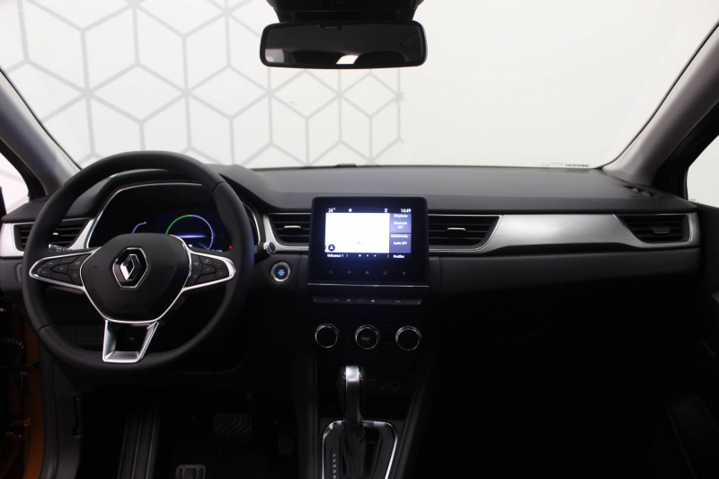 Renault Captur Captur E-Tech 145 - 21 Intens 5p Orange occasion à Orthez - photo n°8