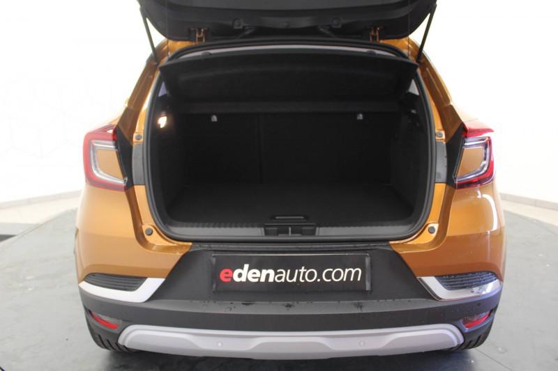 Renault Captur Captur E-Tech 145 - 21 Intens 5p Orange occasion à Orthez - photo n°4