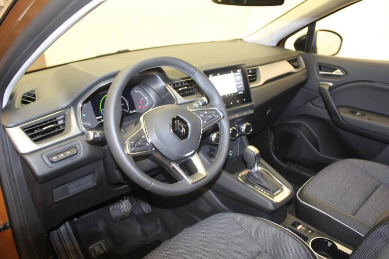Renault Captur Captur E-Tech 145 - 21 Intens 5p Orange occasion à Orthez - photo n°2