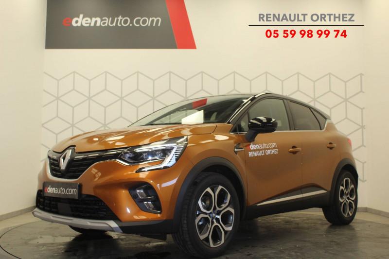 Renault Captur Captur E-Tech 145 - 21 Intens 5p Orange occasion à Orthez