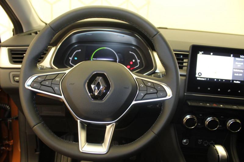 Renault Captur Captur E-Tech 145 - 21 Intens 5p Orange occasion à Orthez - photo n°7