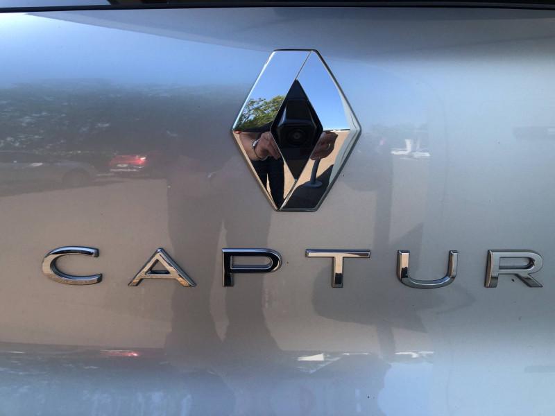 Renault Captur Captur E-Tech Plug-in 160 - 21 Initiale Paris 5p Gris occasion à Aire sur Adour - photo n°7