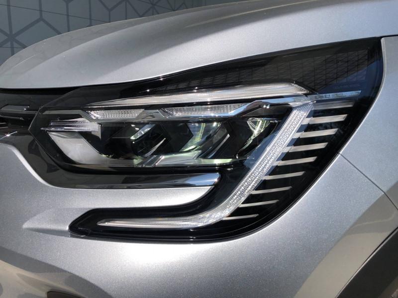 Renault Captur Captur E-Tech Plug-in 160 - 21 Initiale Paris 5p Gris occasion à Aire sur Adour - photo n°11