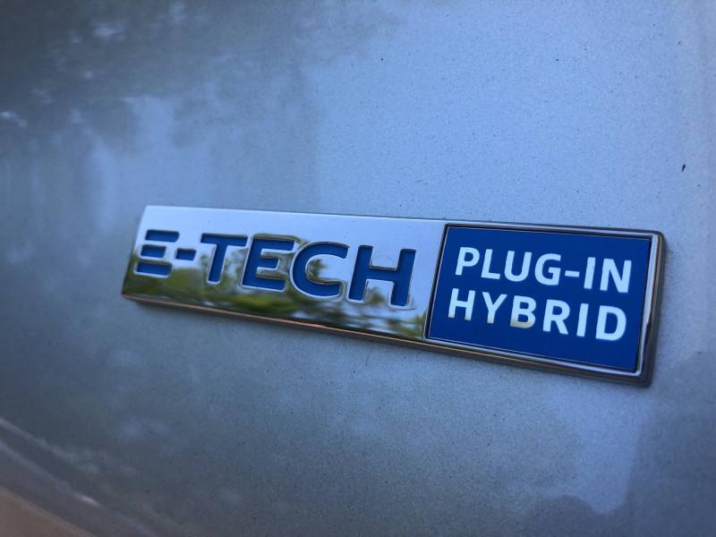 Renault Captur Captur E-Tech Plug-in 160 - 21 Initiale Paris 5p Gris occasion à Aire sur Adour - photo n°8