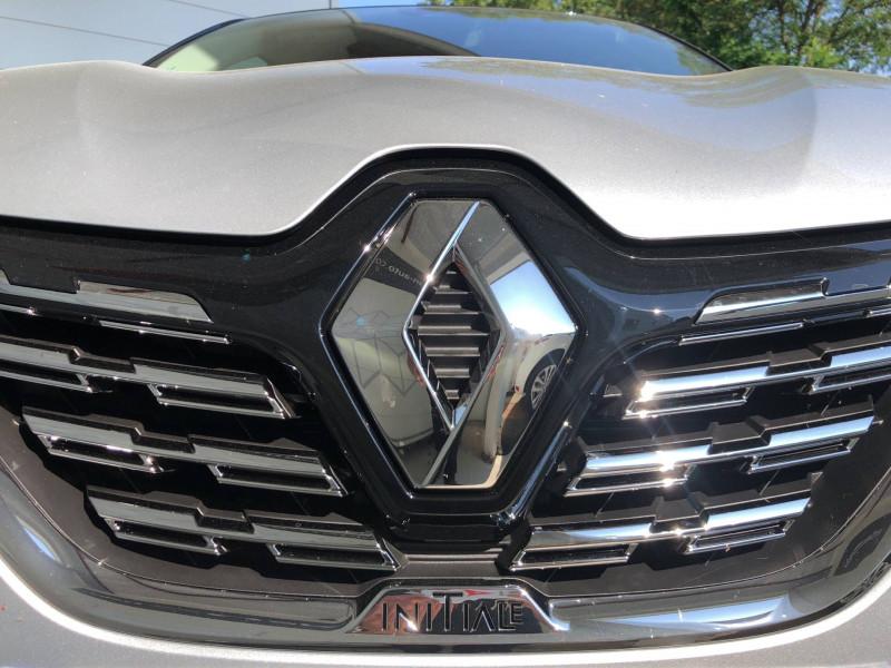Renault Captur Captur E-Tech Plug-in 160 - 21 Initiale Paris 5p Gris occasion à Aire sur Adour - photo n°13