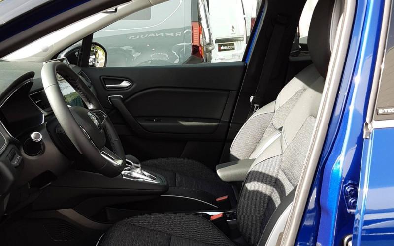Renault Captur Captur E-Tech Plug-in 160 Intens 5p Bleu occasion à Auch - photo n°7