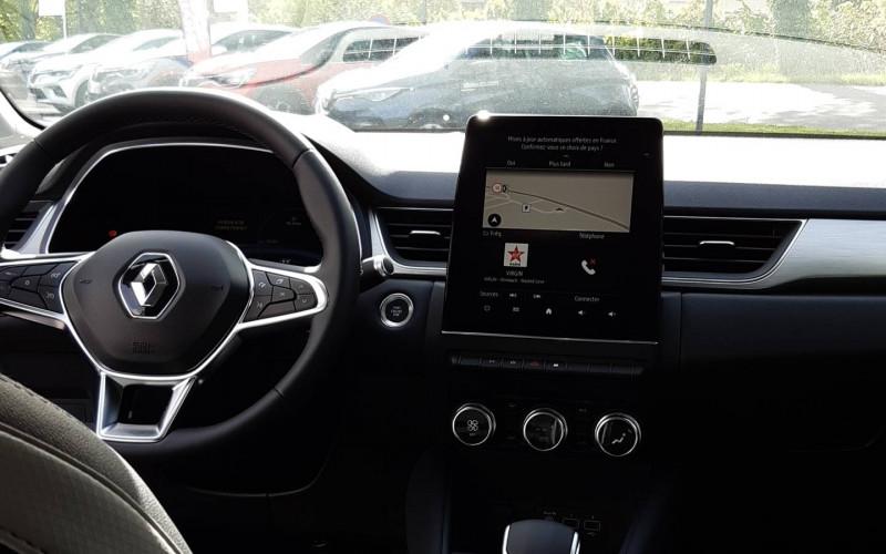 Renault Captur Captur E-Tech Plug-in 160 Intens 5p Bleu occasion à Auch - photo n°8