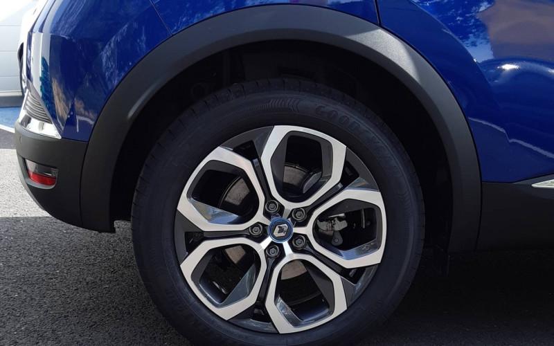 Renault Captur Captur E-Tech Plug-in 160 Intens 5p Bleu occasion à Auch - photo n°6