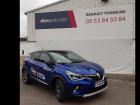 Renault Captur Captur E-Tech Plug-in 160 Intens 5p Bleu à Sainte-Bazeille 47