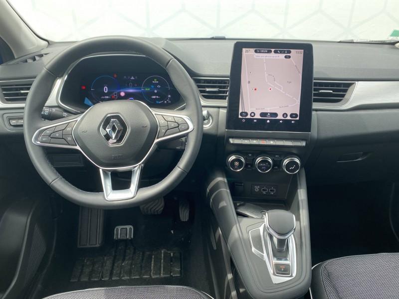Renault Captur Captur E-Tech Plug-in 160 Intens 5p Bleu occasion à Agen - photo n°8