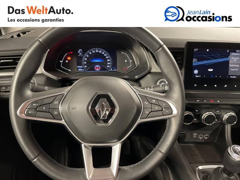 Renault Captur Captur TCe 100 Intens 5p Rouge occasion à La Motte-Servolex - photo n°12