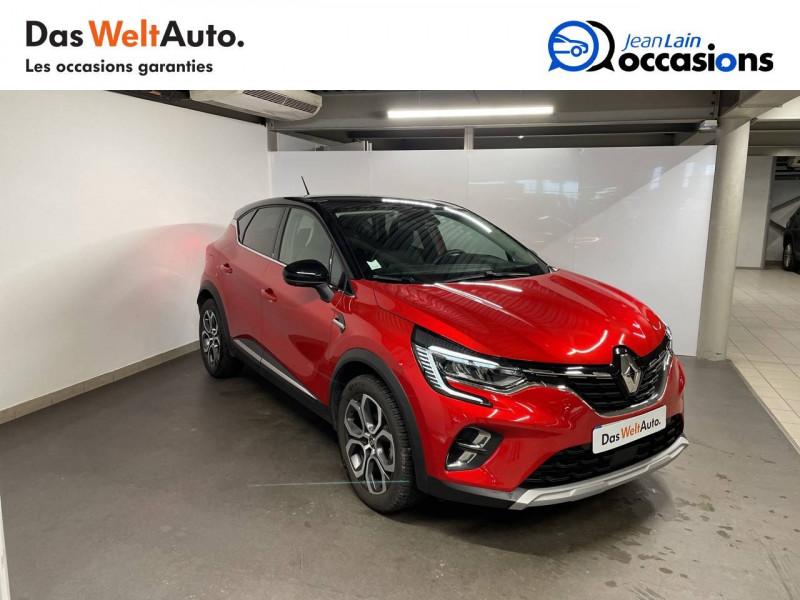Renault Captur Captur TCe 100 Intens 5p Rouge occasion à La Motte-Servolex - photo n°3