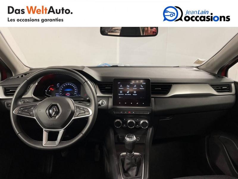 Renault Captur Captur TCe 100 Intens 5p Rouge occasion à La Motte-Servolex - photo n°18