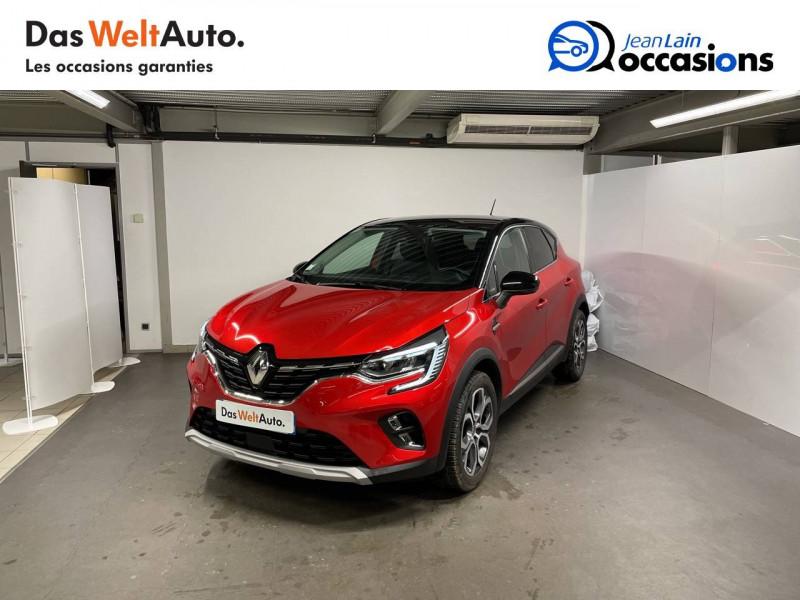 Renault Captur Captur TCe 100 Intens 5p Rouge occasion à La Motte-Servolex