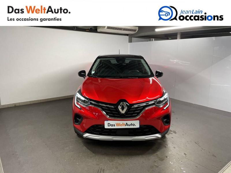 Renault Captur Captur TCe 100 Intens 5p Rouge occasion à La Motte-Servolex - photo n°2
