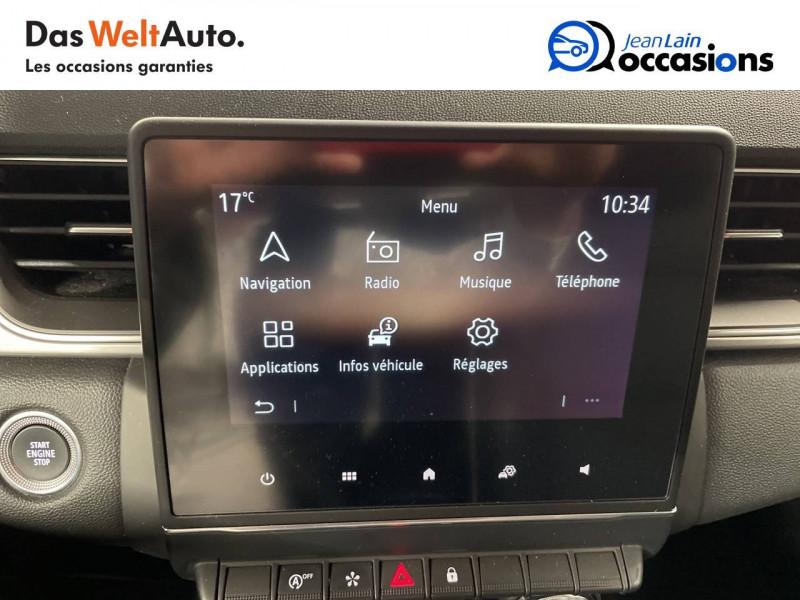 Renault Captur Captur TCe 100 Intens 5p Rouge occasion à La Motte-Servolex - photo n°16