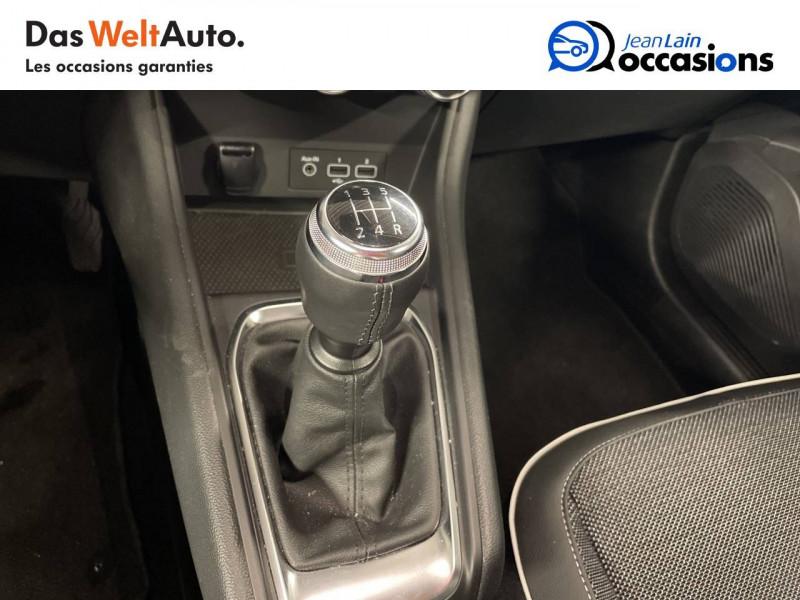 Renault Captur Captur TCe 100 Intens 5p Rouge occasion à La Motte-Servolex - photo n°13