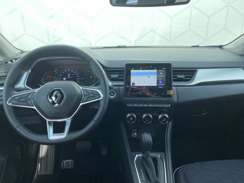 Renault Captur Captur TCe 130 EDC FAP Intens 5p Gris occasion à Agen - photo n°8