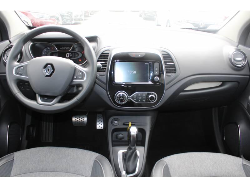 Renault Captur dCi 90 EDC Intens Gris occasion à TARBES - photo n°8