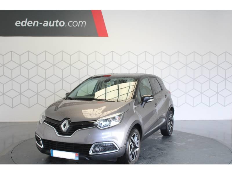 Renault Captur dCi 90 EDC Intens Gris occasion à TARBES