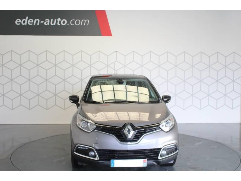 Renault Captur dCi 90 EDC Intens Gris occasion à TARBES - photo n°2