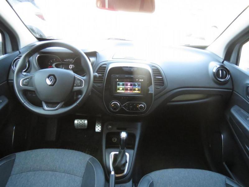 Renault Captur dCi 90 EDC Intens Gris occasion à CHATEAULIN - photo n°6