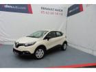 Renault Captur dCi 90 Energy eco² E6 Life Ivoire à Auch 32