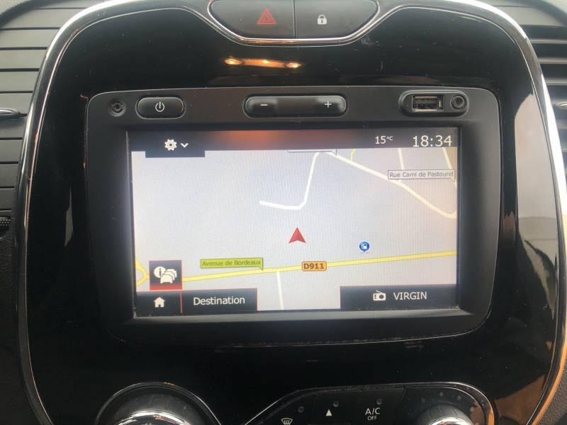 Renault Captur dCi 90 Energy eco² Intens Blanc occasion à Villeneuve-sur-Lot - photo n°13