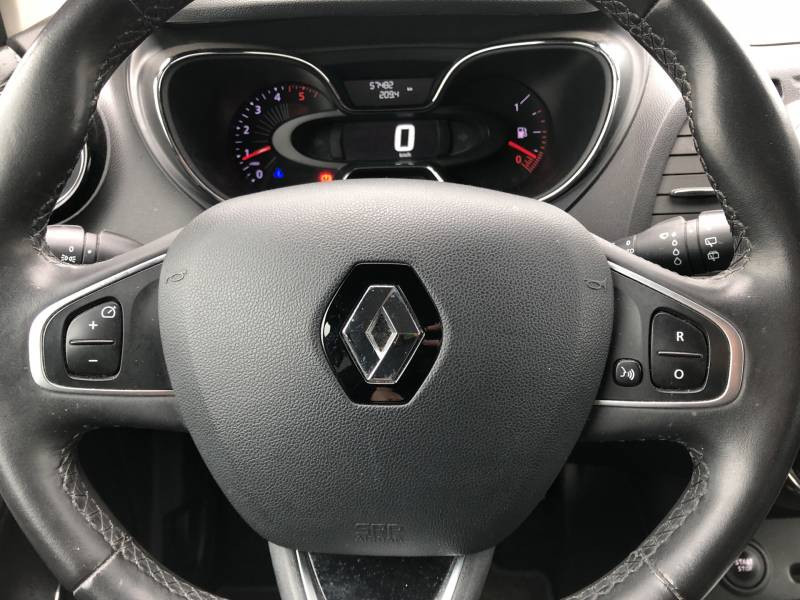 Renault Captur dCi 90 Energy eco² Intens Blanc occasion à Villeneuve-sur-Lot - photo n°15