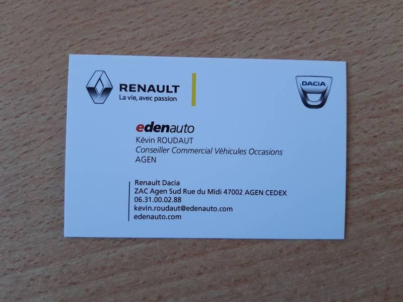 Renault Captur dCi 90 Energy eco² Intens Gris occasion à Agen - photo n°9