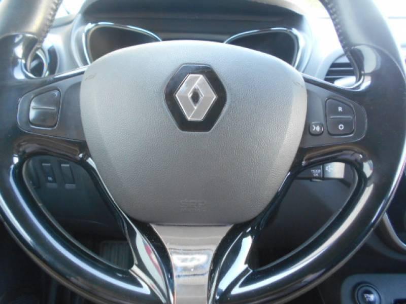 Renault Captur dCi 90 Energy eco² Zen Blanc occasion à Sainte-Bazeille - photo n°9