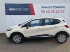 Renault Captur dCi 90 Energy eco² Zen Ivoire à Condom 32