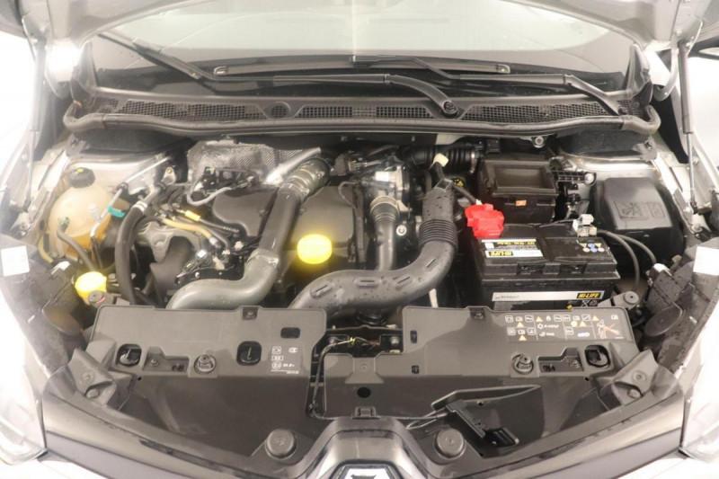 Renault Captur dCi 90 Energy ecoé Intens Gris occasion à Aubagne - photo n°11