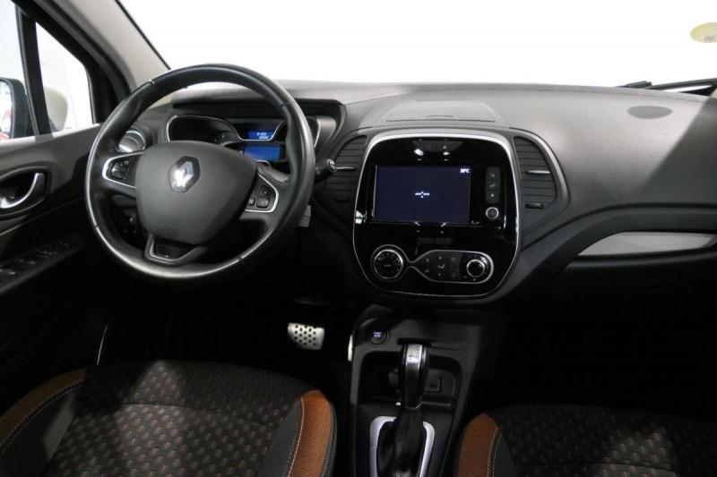 Renault Captur dCi 90 Energy EDC Intens Noir occasion à LANNION - photo n°7