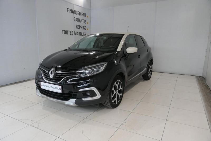 Renault Captur dCi 90 Energy EDC Intens Noir occasion à LANNION
