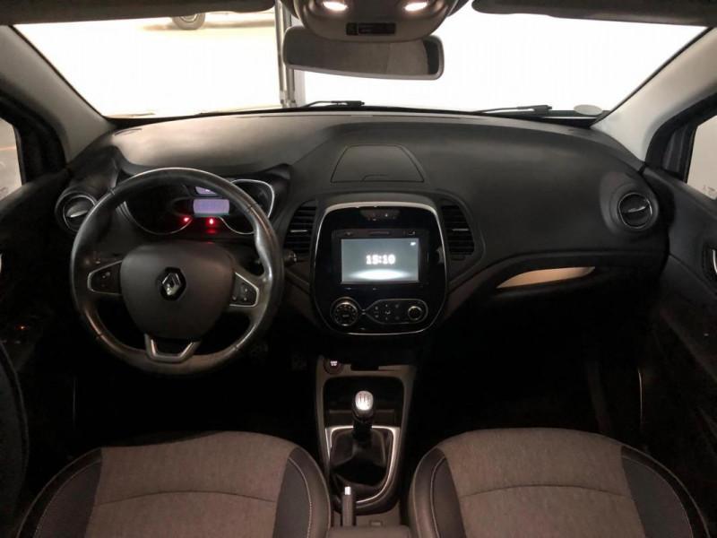 Renault Captur dCi 90 Energy Intens Gris occasion à FLERS - photo n°9
