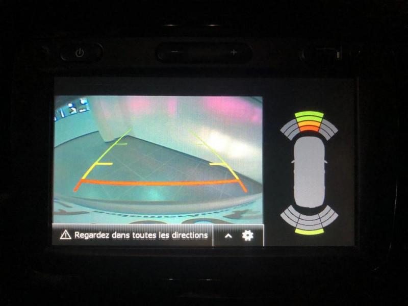 Renault Captur dCi 90 Energy Intens Gris occasion à FLERS - photo n°14