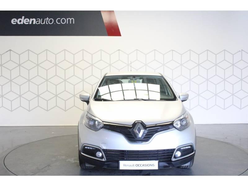 Renault Captur dCi 90 Energy S&S eco² Zen Gris occasion à TARBES - photo n°2