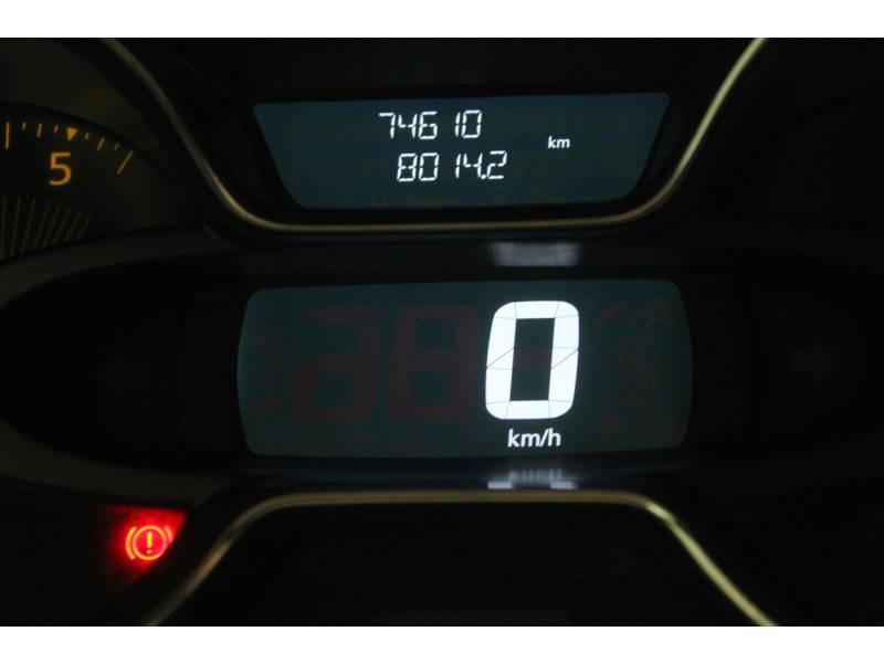 Renault Captur dCi 90 Energy S&S eco² Zen Gris occasion à TARBES - photo n°13