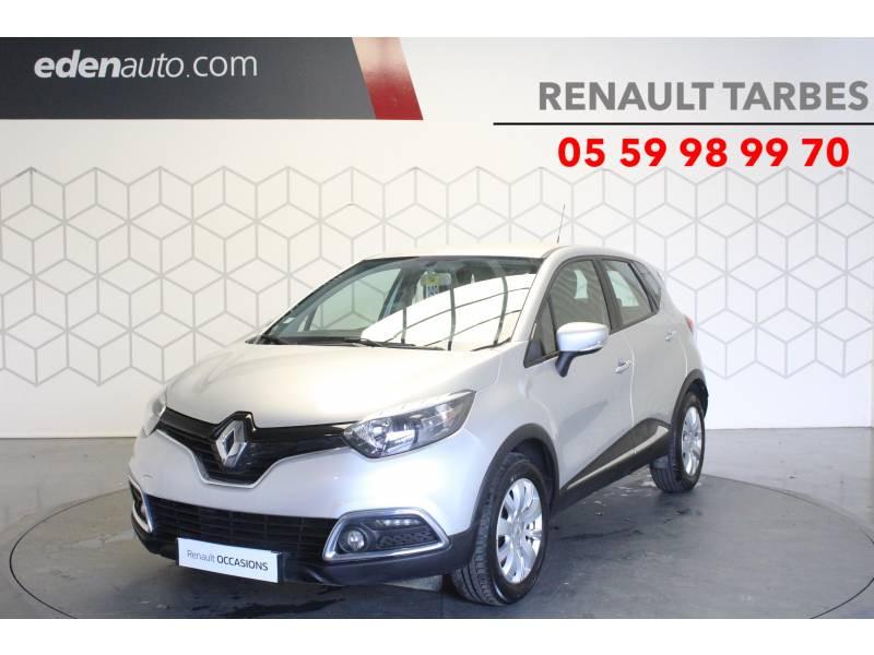 Renault Captur dCi 90 Energy S&S eco² Zen Gris occasion à TARBES
