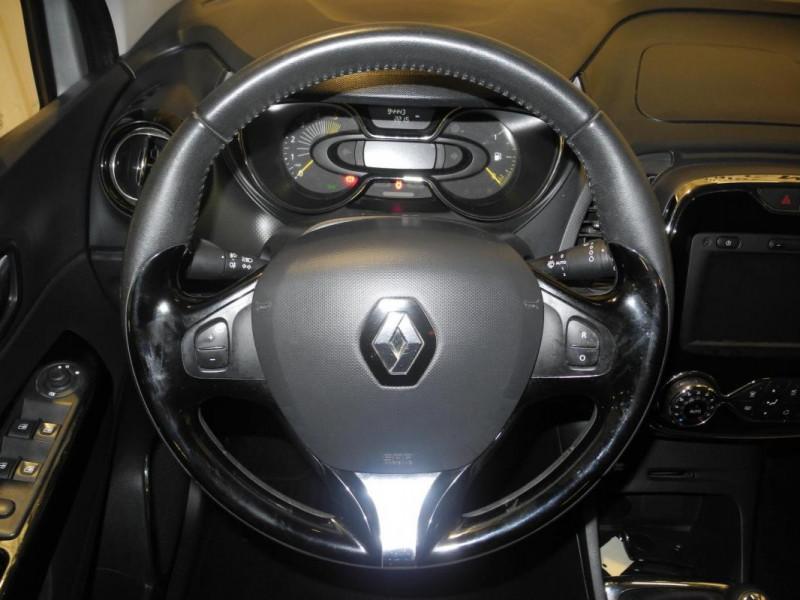 Renault Captur dCi 90 Energy S&S ecoé Intens Gris occasion à AURAY - photo n°6